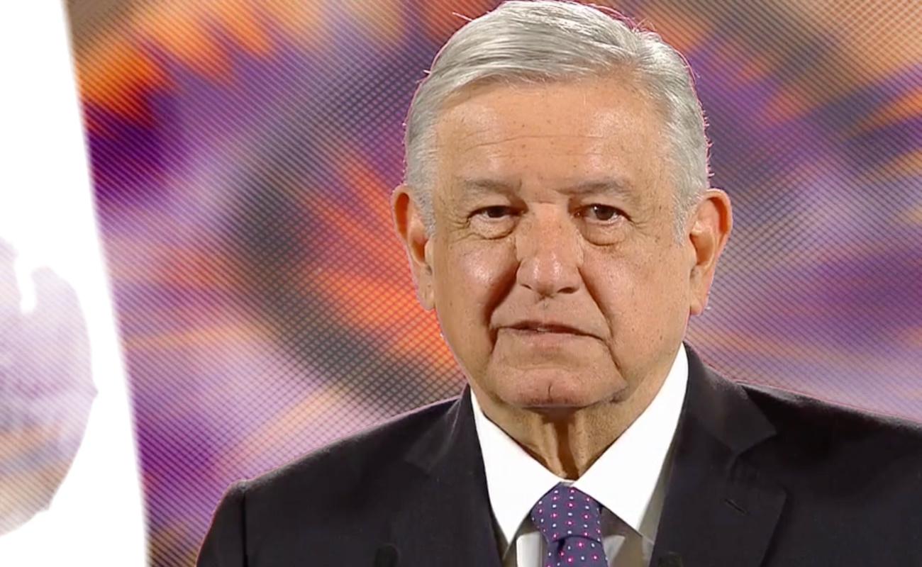 Asegura López Obrador que, en general, causas de homicidios y feminicidios son las mismas