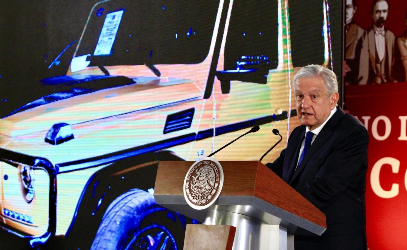 Registradas menos de 600 personas para subasta de 218 autos oficiales en Santa Lucía