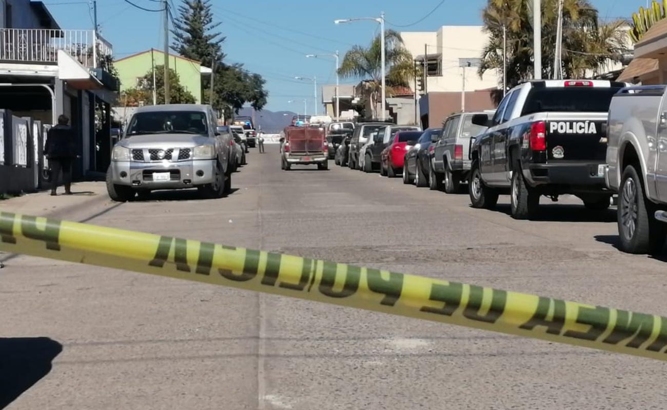 Cuatro ejecutados en menos de dos horas en Ensenada