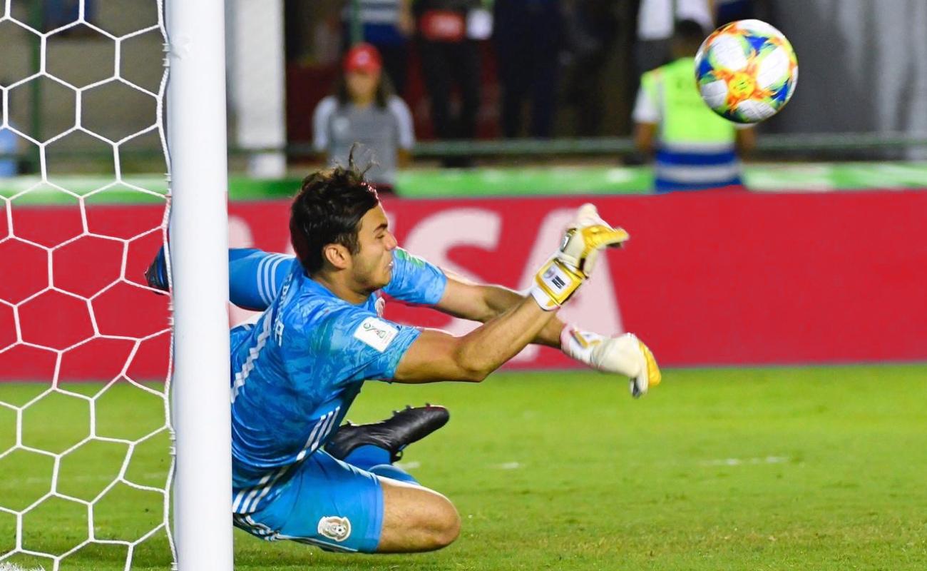 En penales, México supera a Holanda y es finalista del Mundial Sub 17