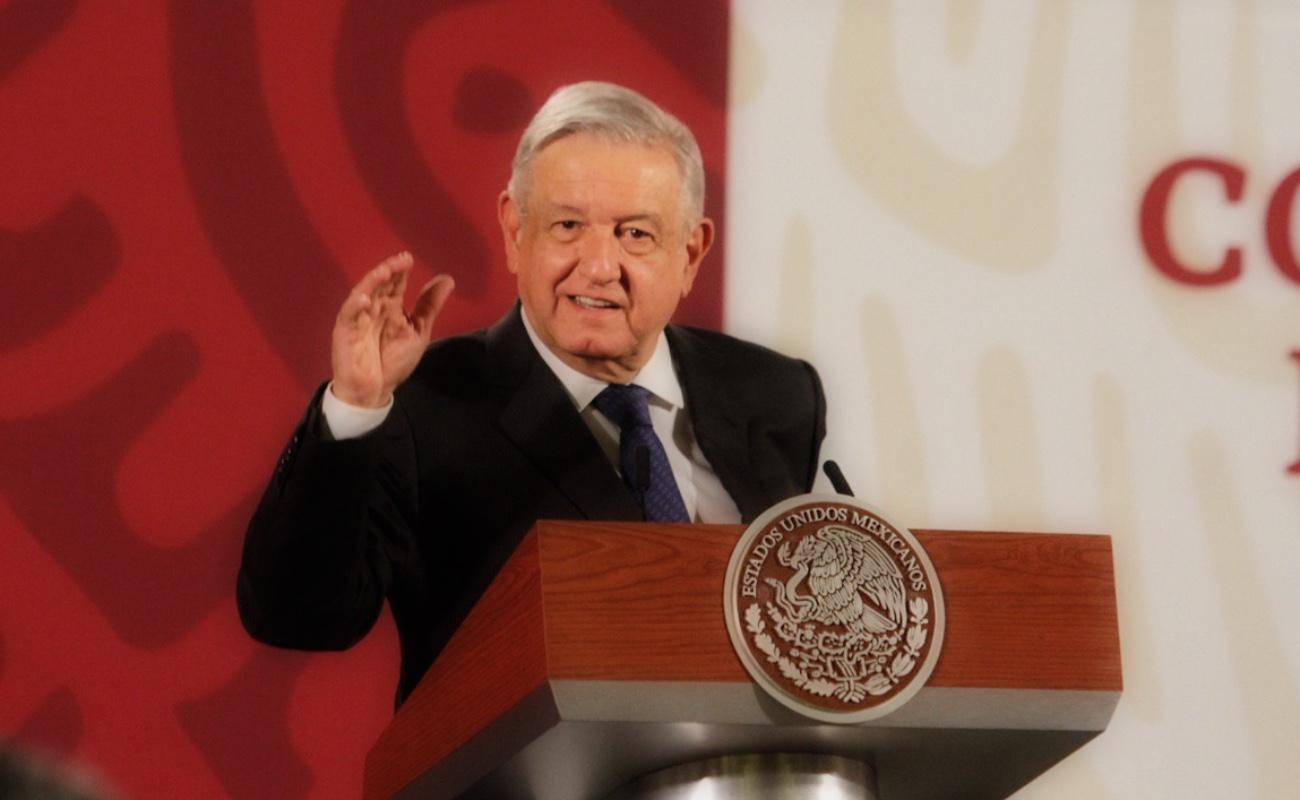 """Irresponsable descalificar a López-Gatell"": AMLO"