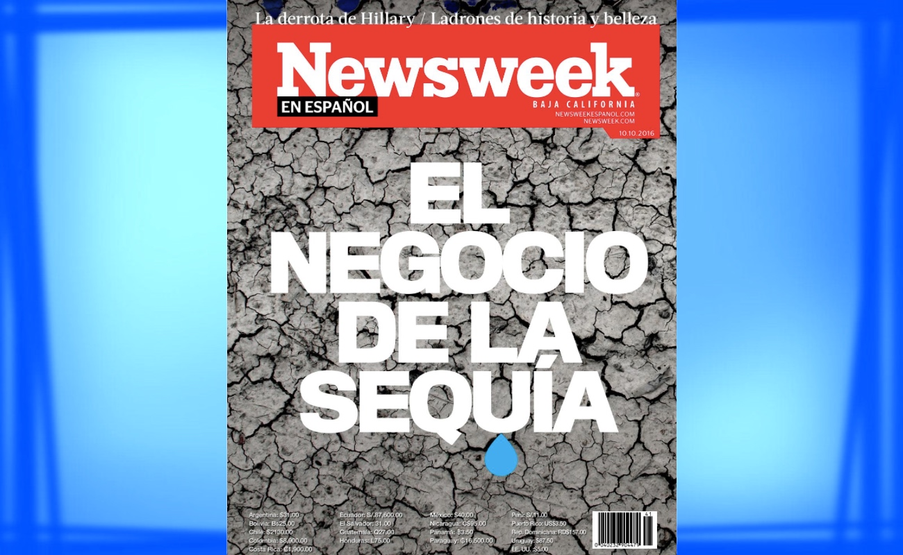 Vinculan a proceso por fraude a socio de Newsweek BC, cierra la revista