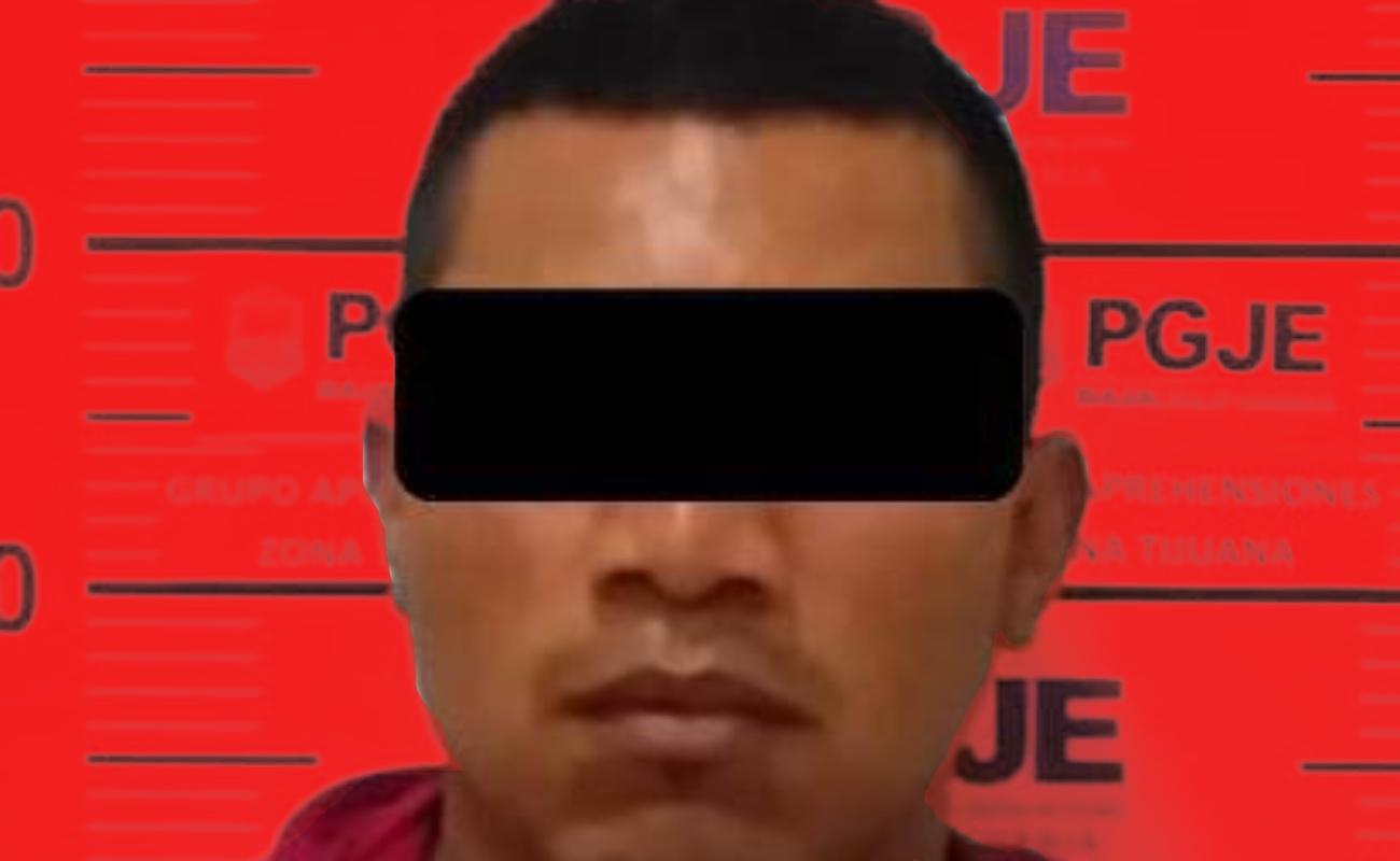 Aprehenden en Durango a homicida de tijuanense