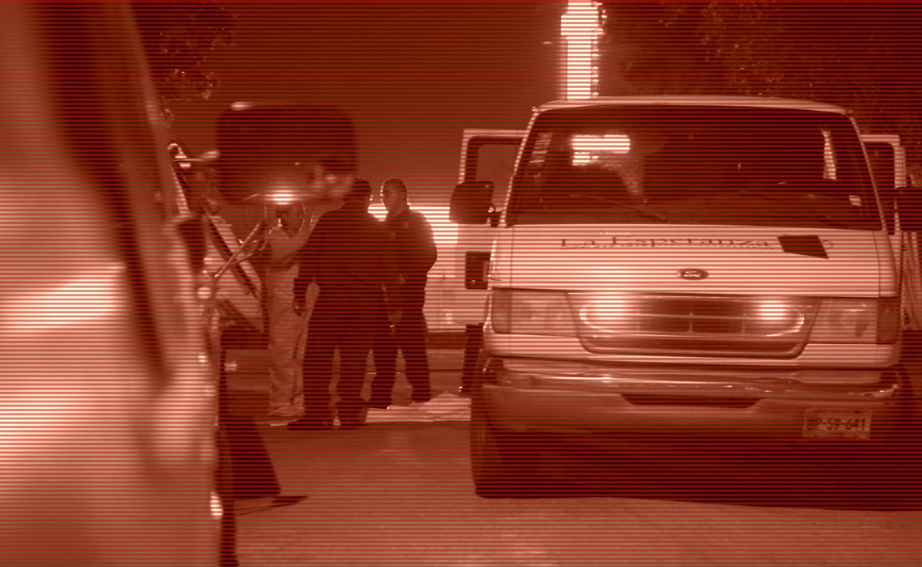 Mueren tres en ataque y persecución entre agresores y policías en Rosarito