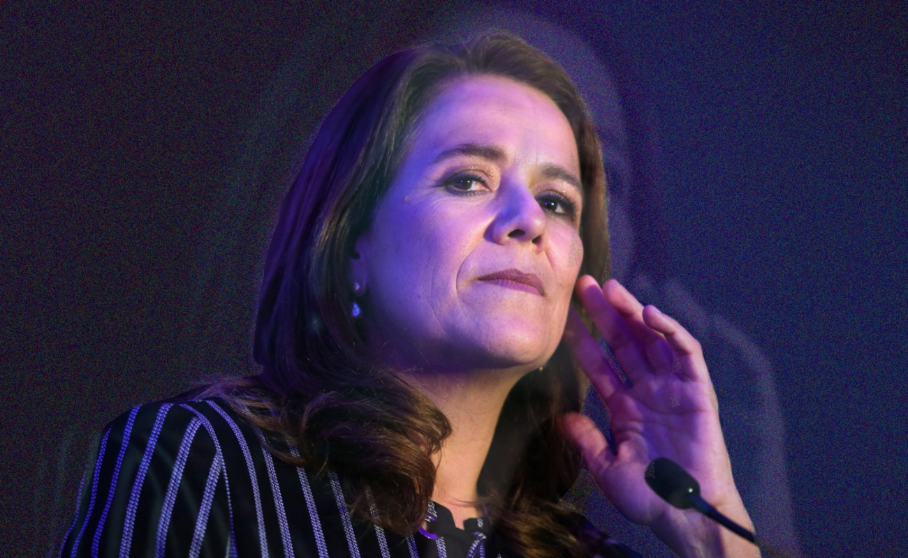 Gobierno de AMLO le está cerrando el paso a México Libre, acusa Margarita Zavala