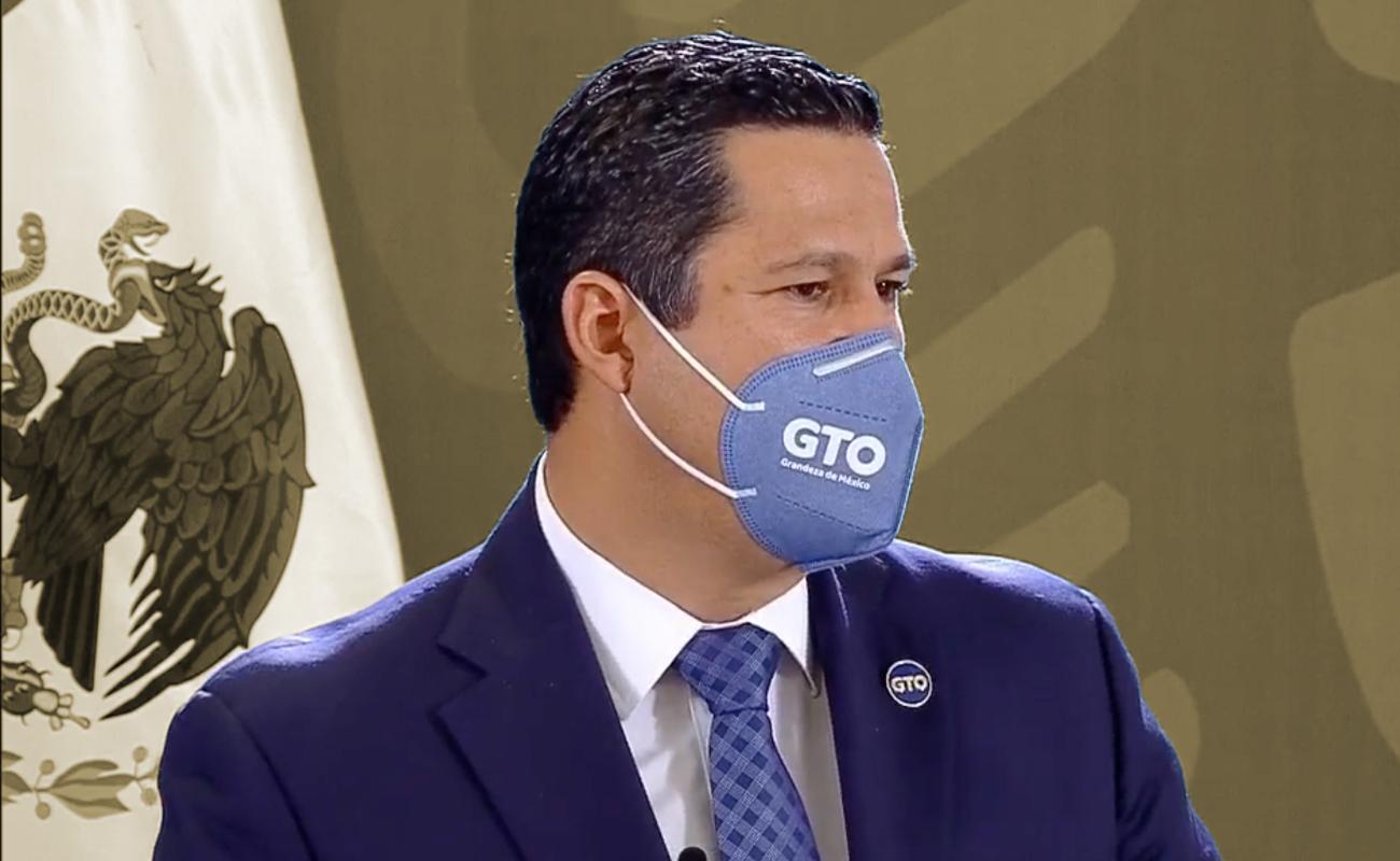 """Acuerdan AMLO y Diego Sinhue """"más coordinación"""" para enfrentar inseguridad en Guanajuato"""