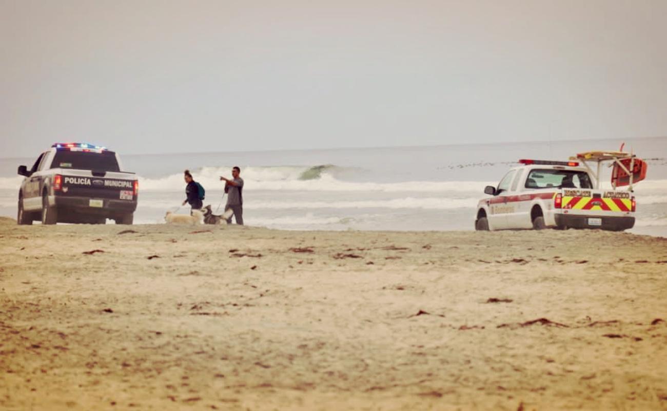 Se mantiene acceso restringido a playas en Tijuana