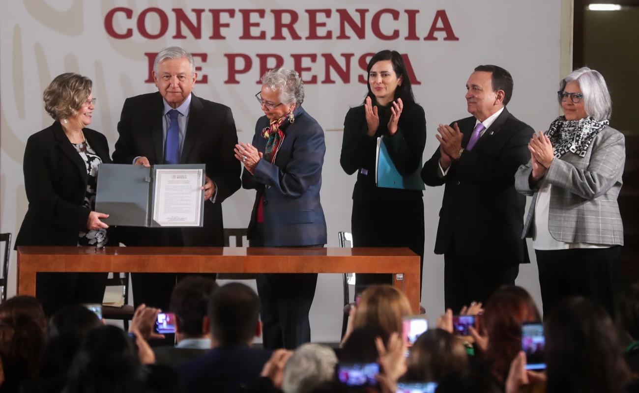López Obrador enviará terna de mujeres para Suprema Corte