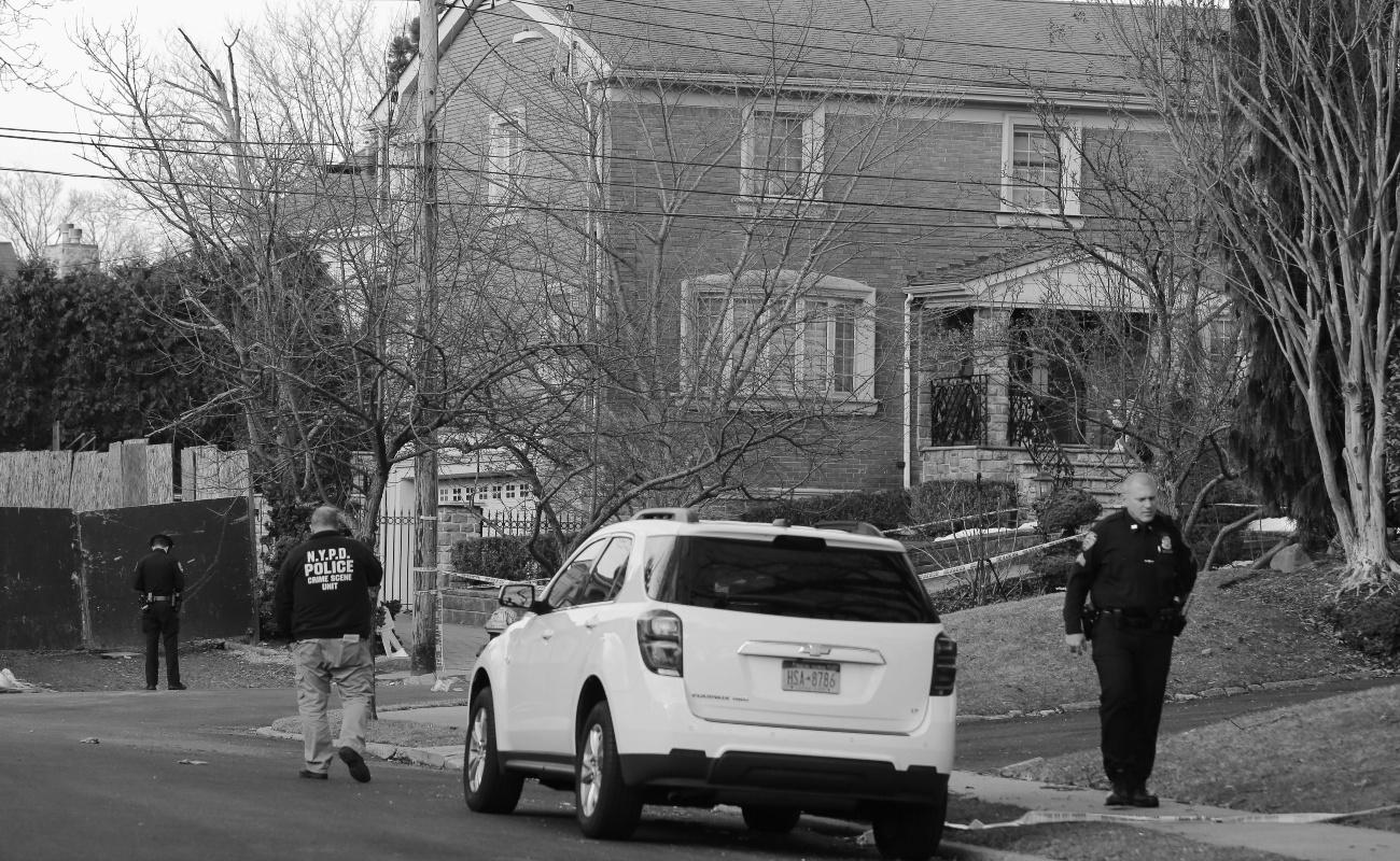 Asesinan a tiros a jefe de la mafia italiana en New York