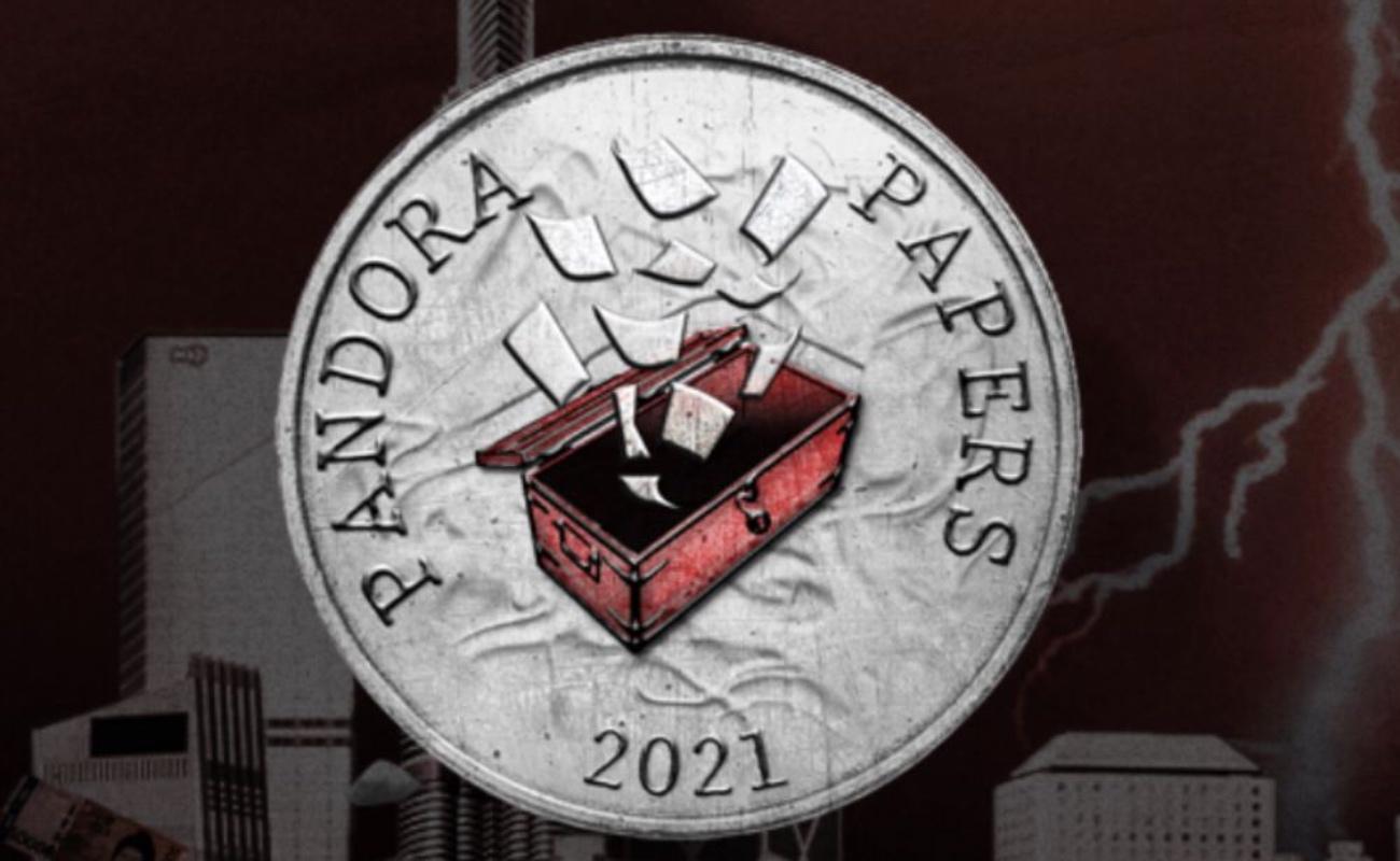 """Evidencia """"Pandora Papers"""" la corrupción fiscal en el mundo"""