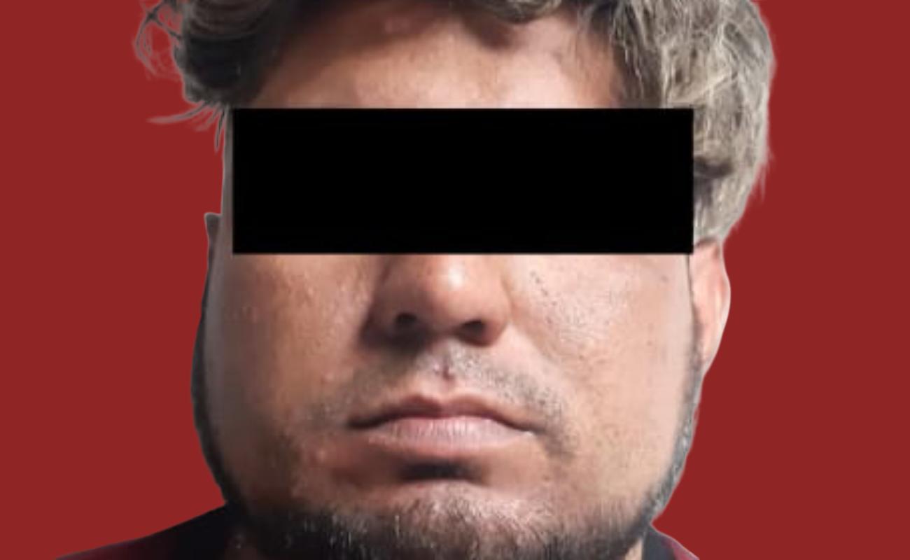 """Capturan en Ensenada a líder de sicarios de """"Los Venados"""""""