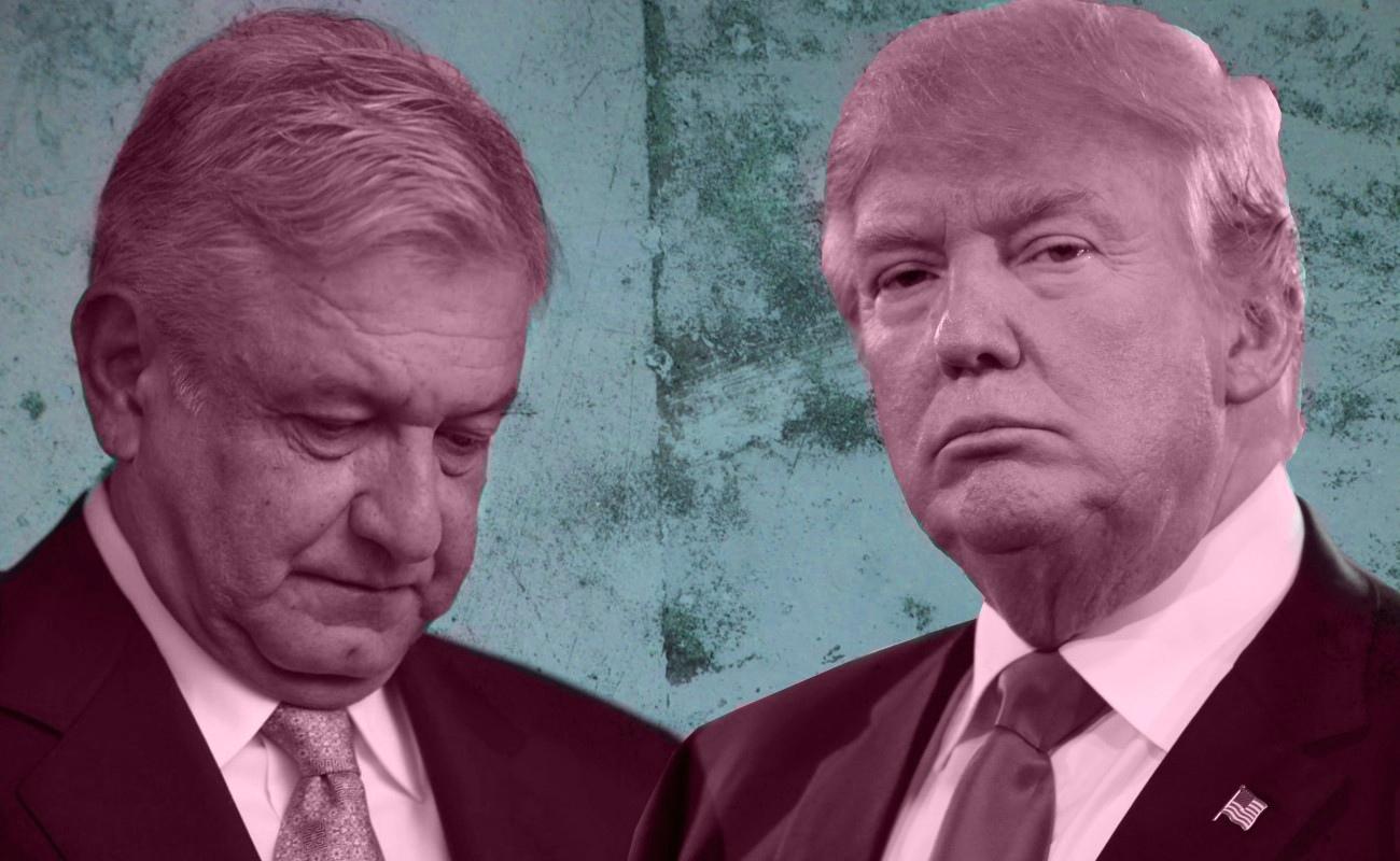Hay buena relación con Trump: AMLO