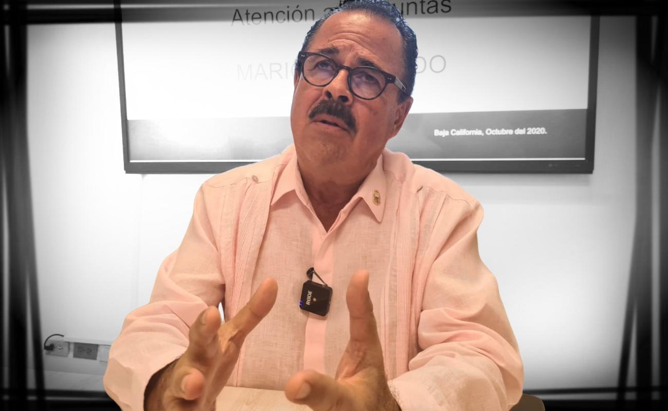 Genera Baja California confianza en inversionistas: Mario Escobedo