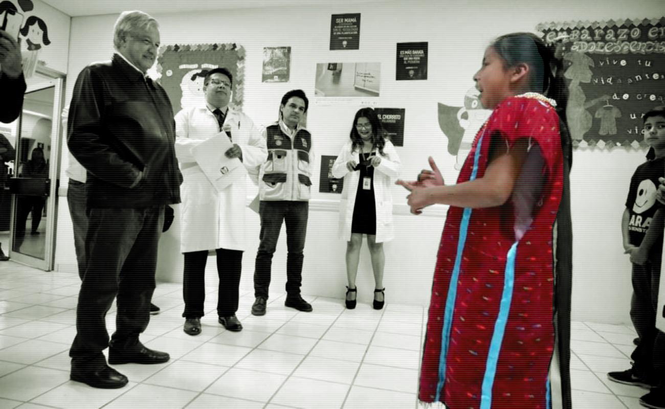 Federación se hará cargo de la nómina de maestros en Baja California: AMLO