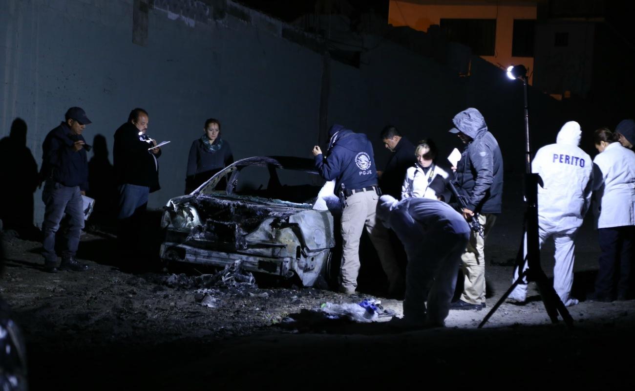 Ocupa BC segundo lugar nacional en asesinatos del crimen organizado