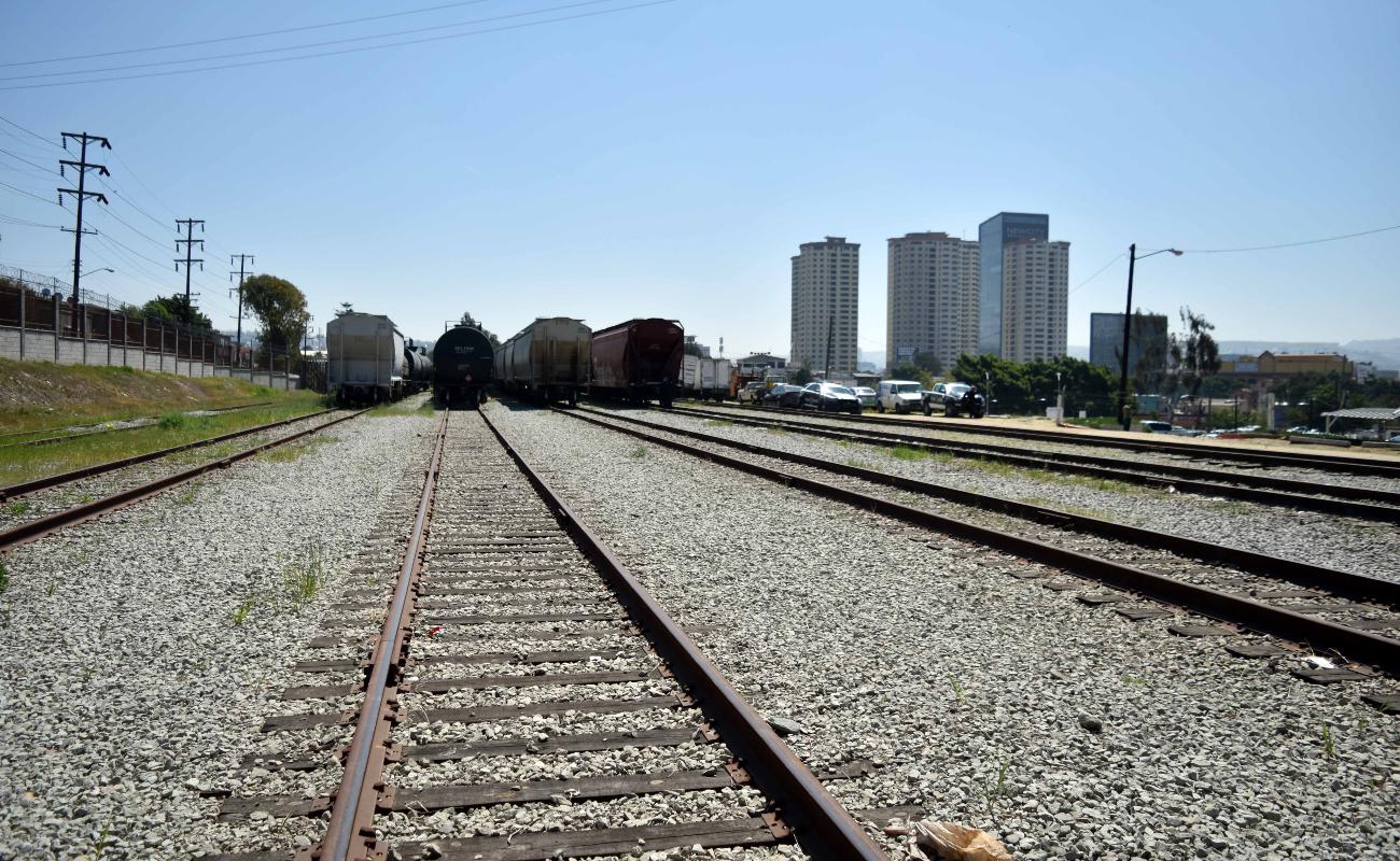 Próxima semana inicia obra de Tren Interurbano de Tijuana