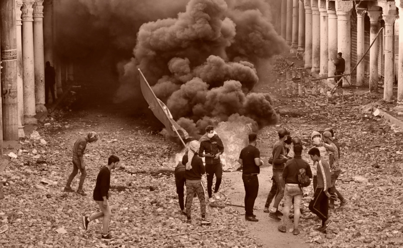Prosiguen protestas en Irak pese a renuncia del primer ministro