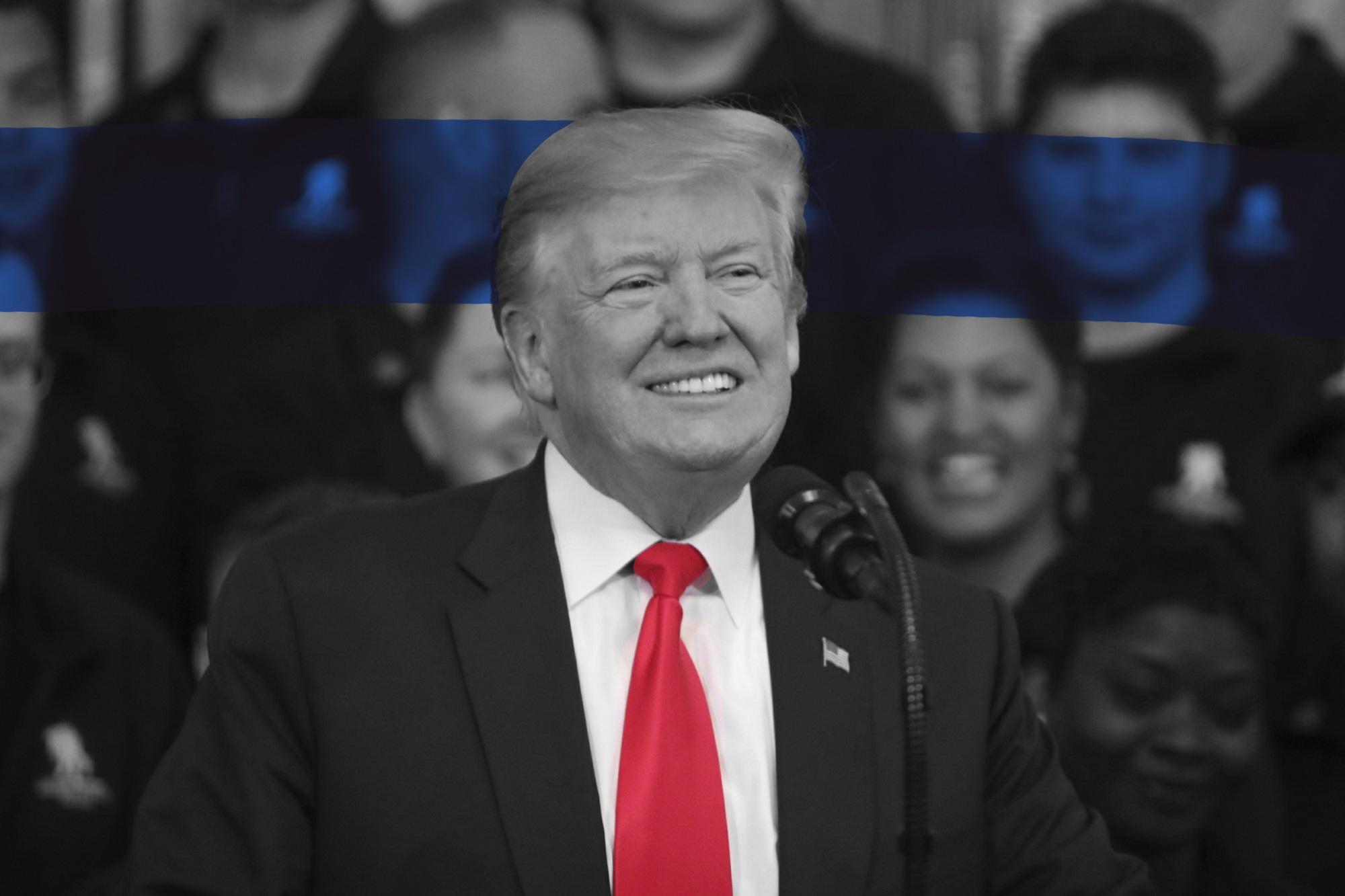 Trump da por terminados los aranceles del acero y aluminio de México y Canadá