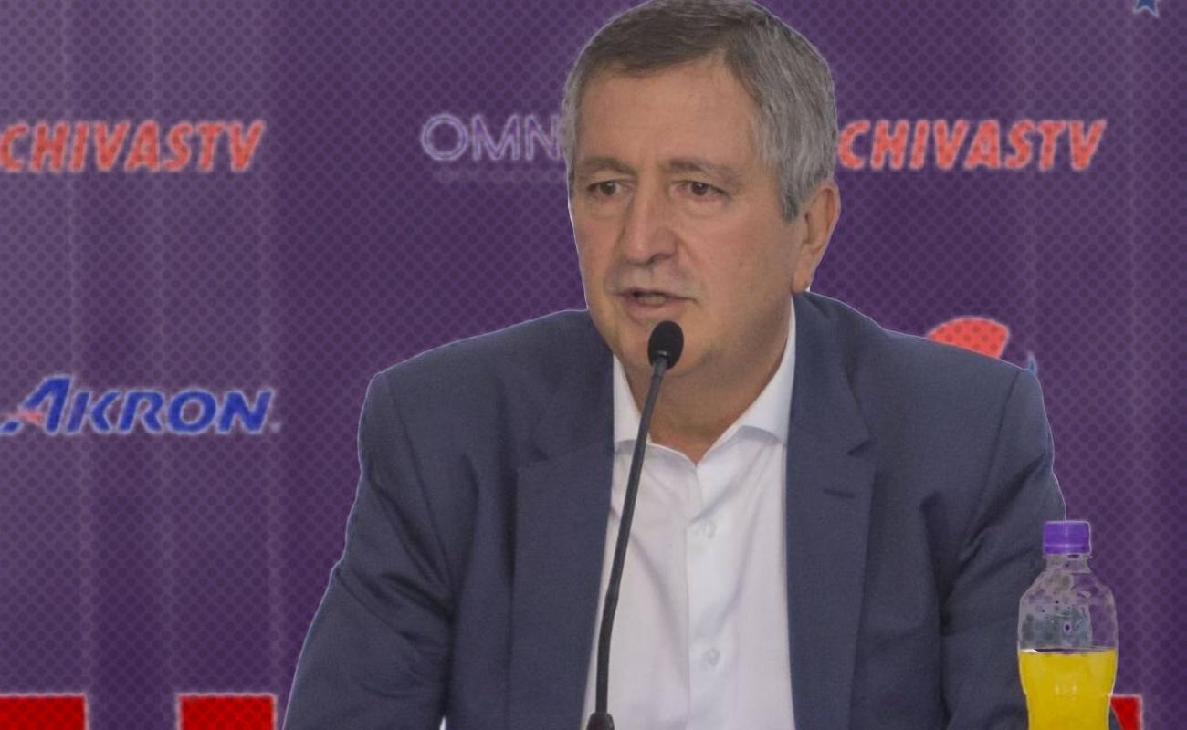 Jorge Vergara es propietario de Chivas, resuelve la Corte