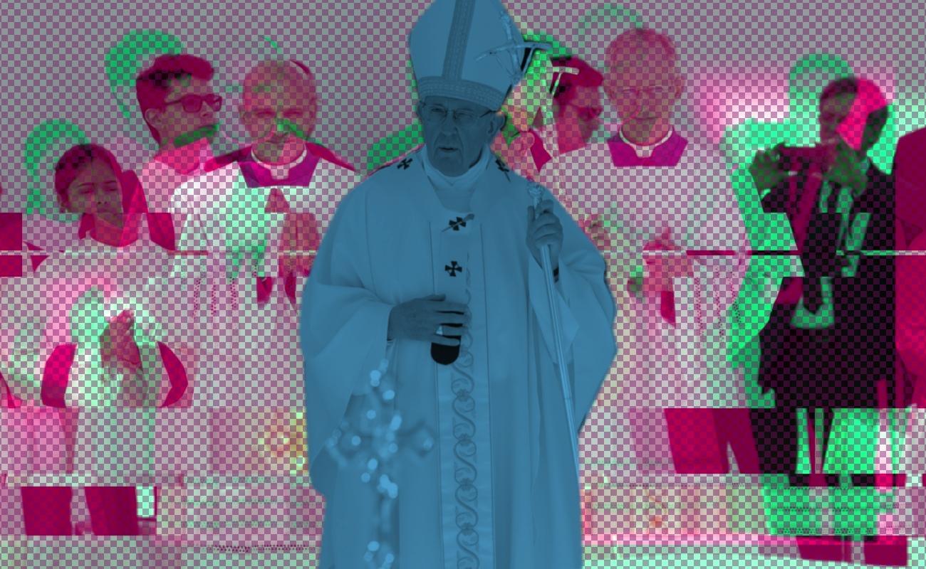 Reconoce papa Francisco que hay sacerdotes que abusaron sexualmente de monjas