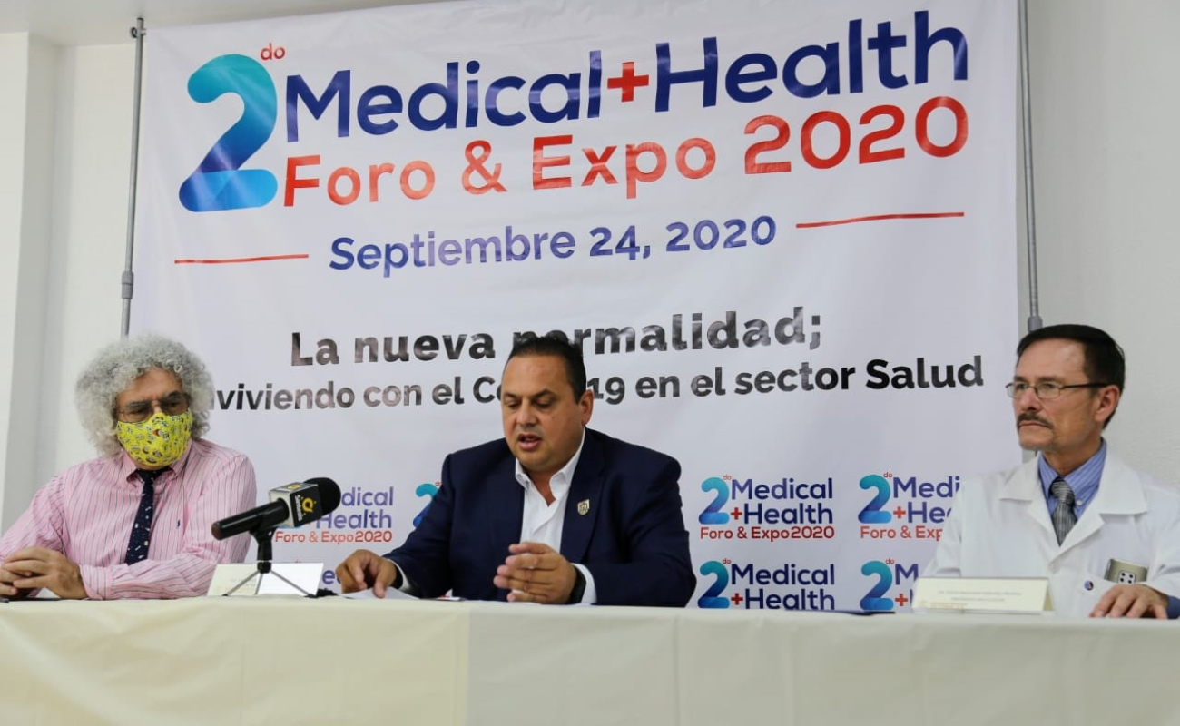 Anuncian segunda edición de Medical + Health Foro y Expo Virtual