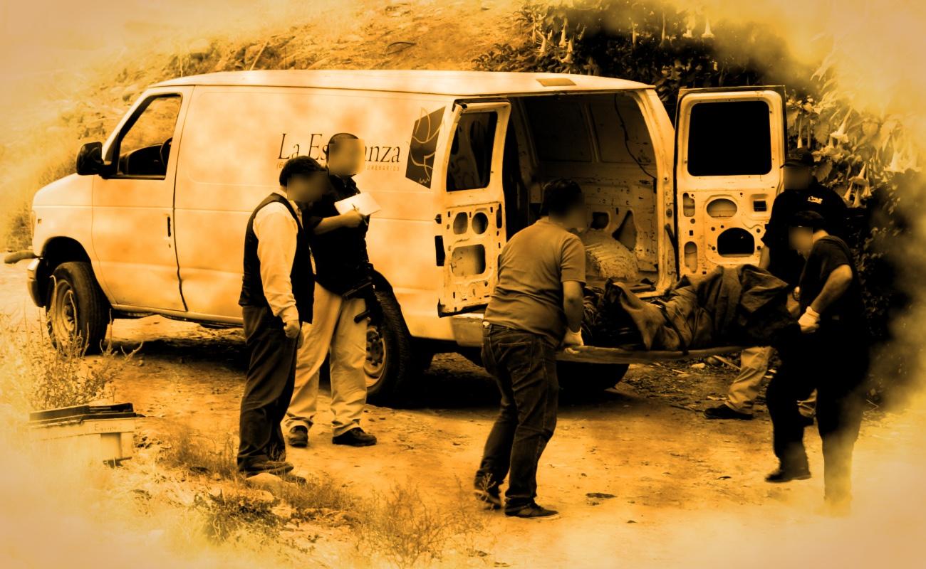 Registra Tijuana mil 127 homicídios en lo que va del 2020