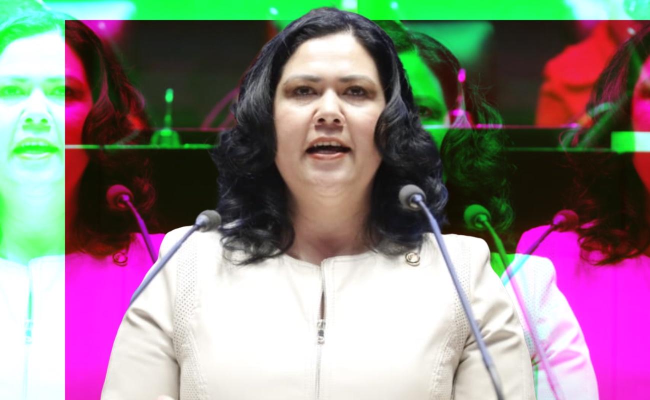 Anuncia Senadora León su renuncia a MORENA