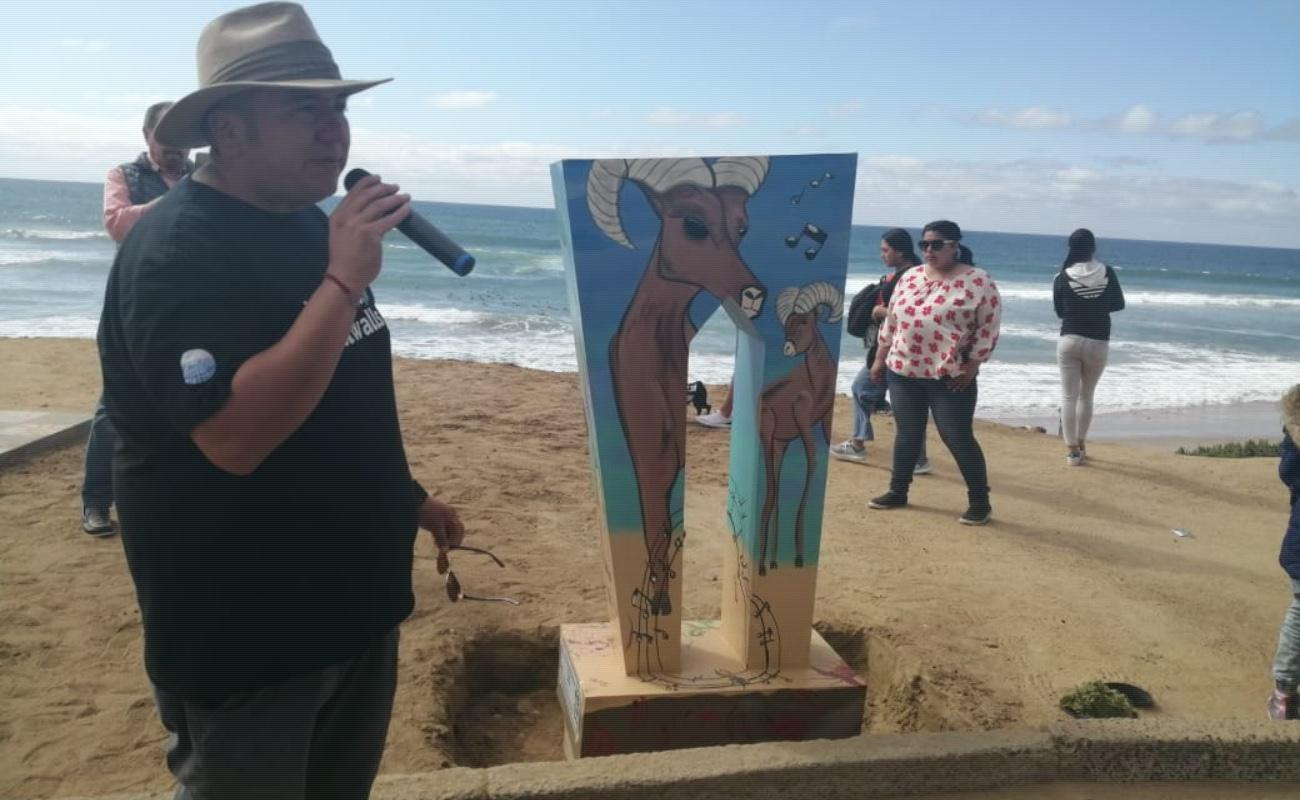 Donan esculturas para instalar en Malecón de Playas de Tijuana