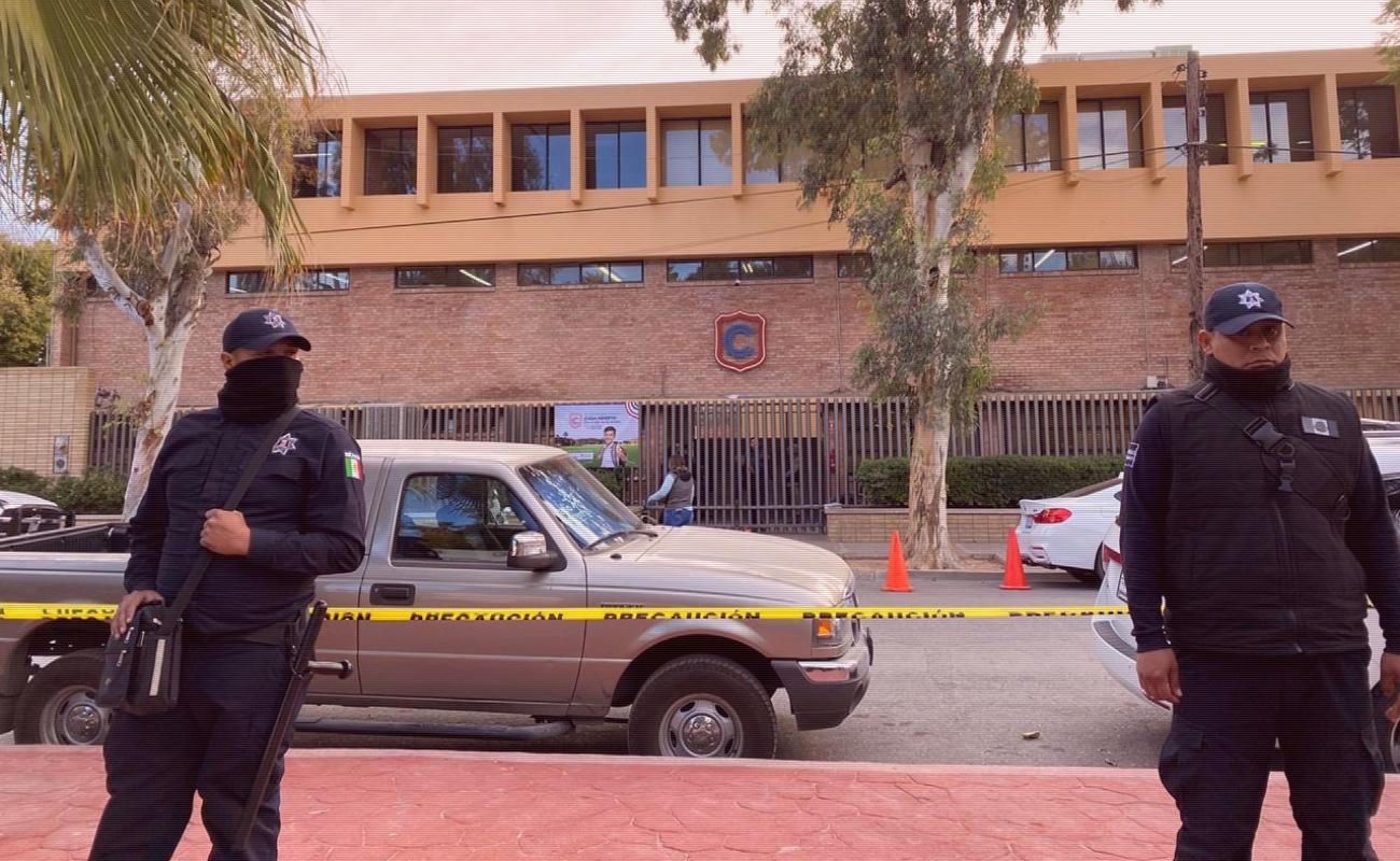 Tiroteo en colegio de Torreón deja dos muertos y cinco heridos