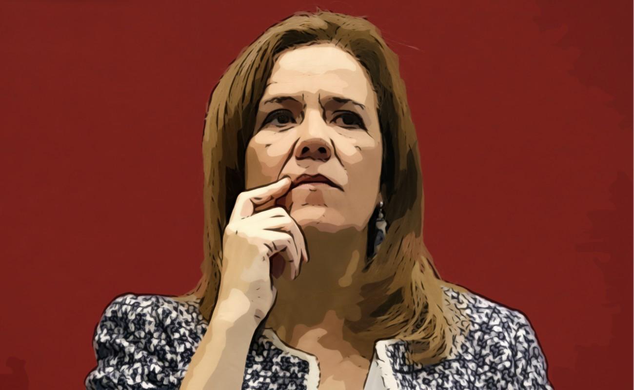 """Intervenciones masivas"" en Tijuana anuncia Margarita Zavala"