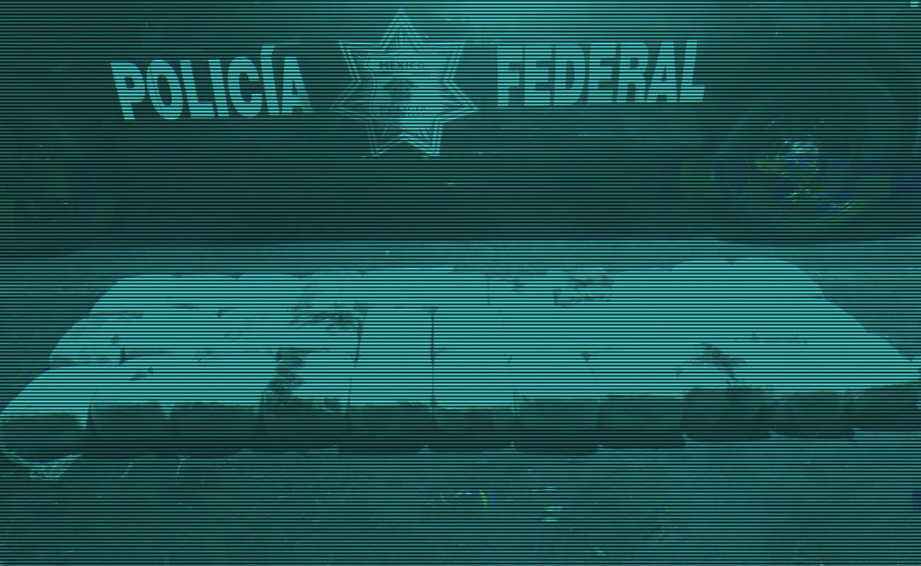 Descubren federales 14 kilos de metanfetamina y 66 de marihuana