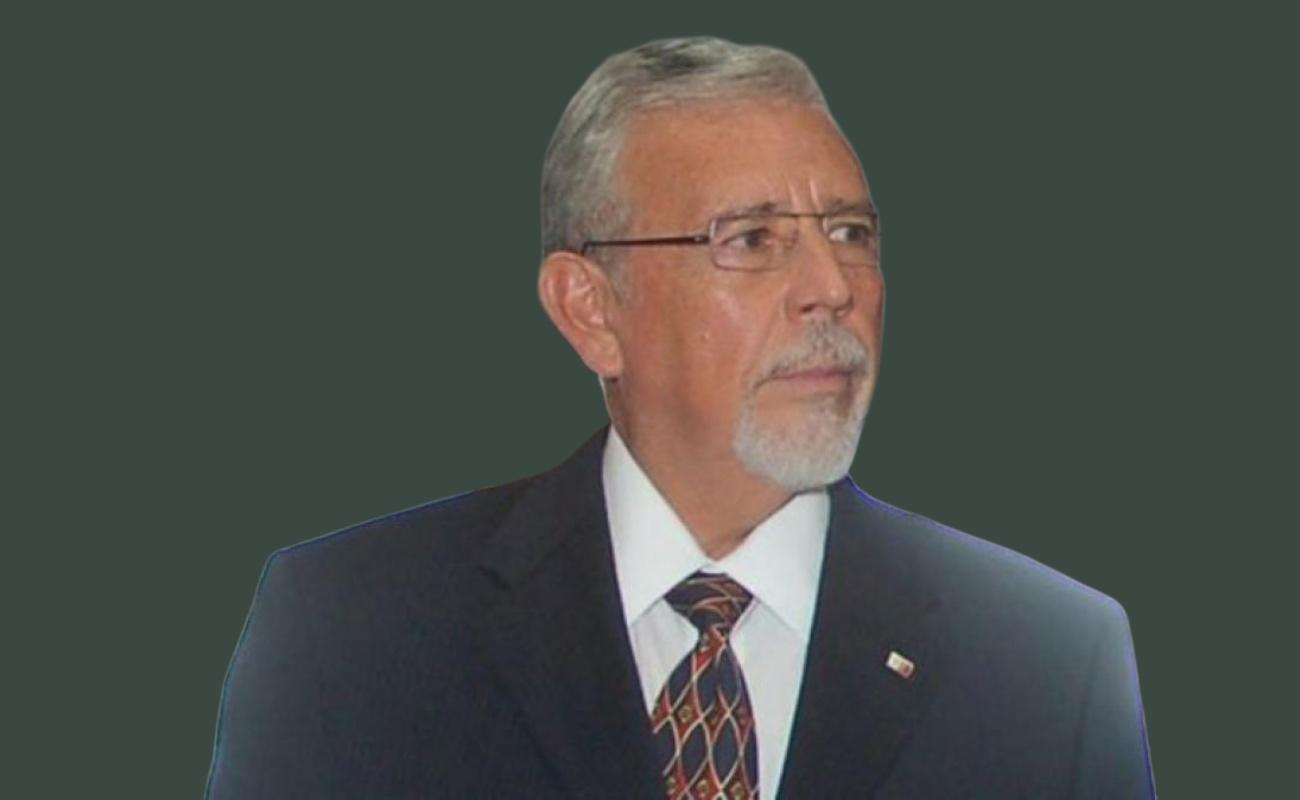 Jorge Arganis, titular de la SCT da positivo a Covid-19