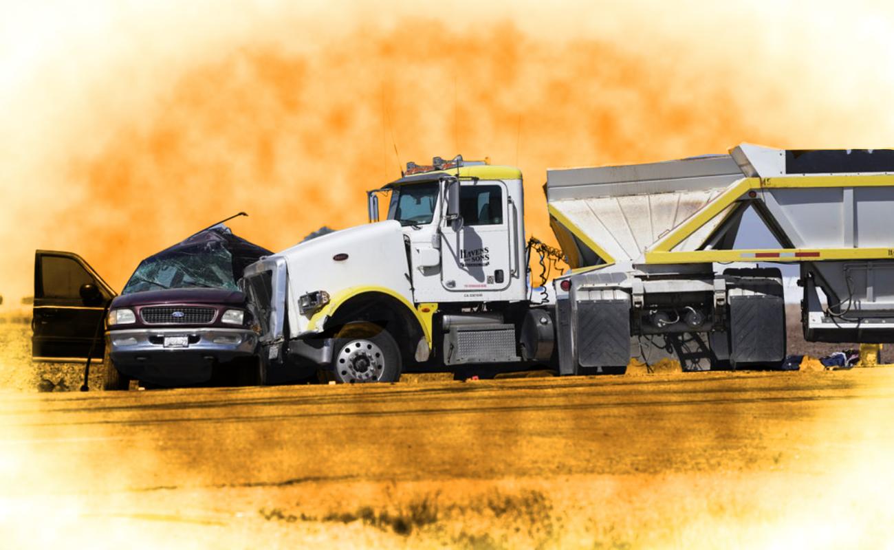 Mueren 13 indocumentados en accidente automovilístico en California