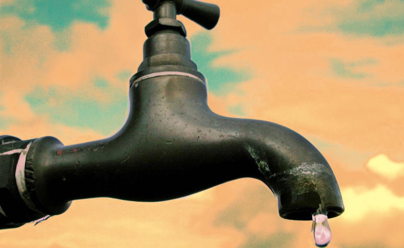 CESPT da conocer listado de colonias que no tendrán agua mañana lunes