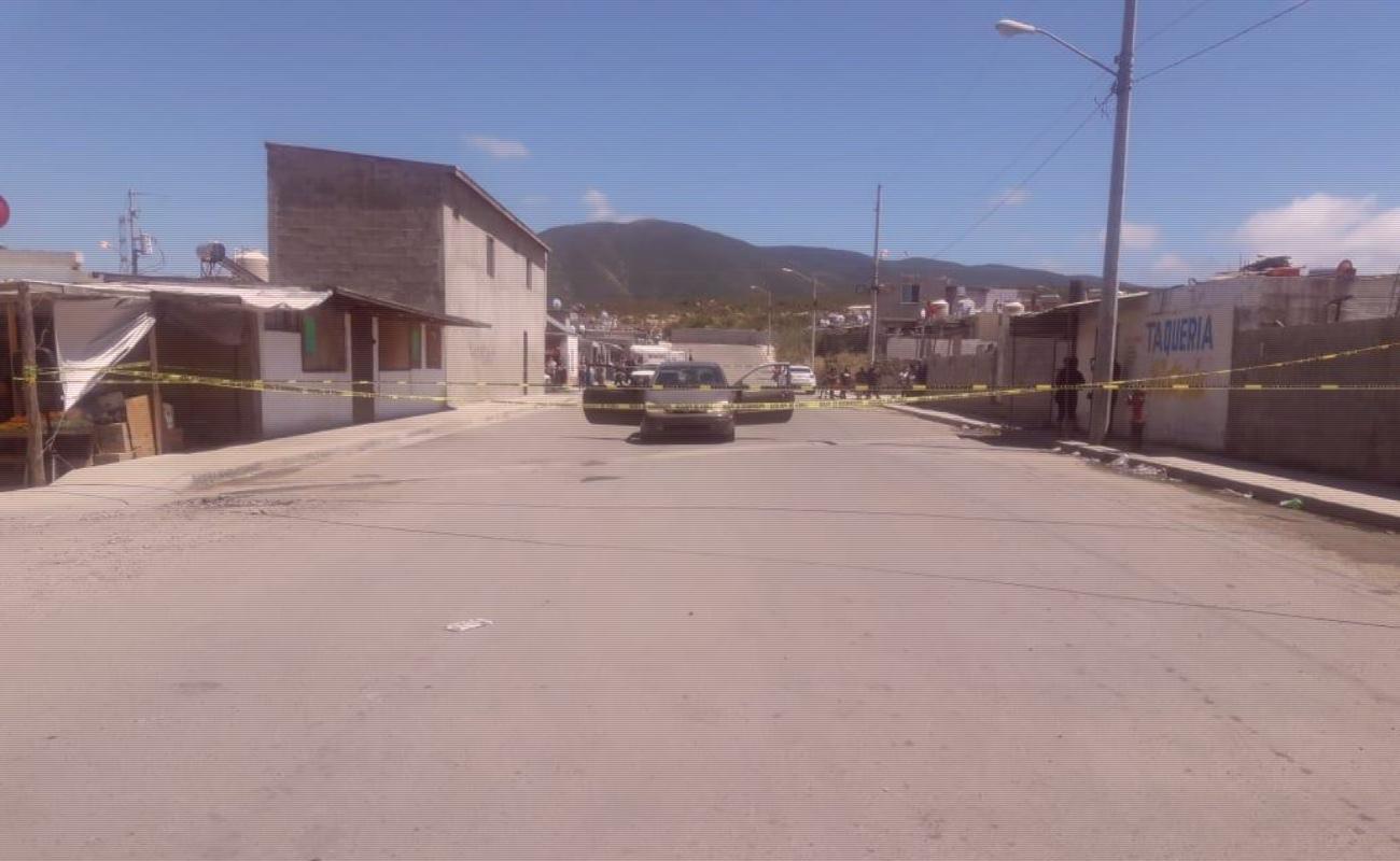 Ejecutan a hombre en fraccionamientos El Roble de Ensenada