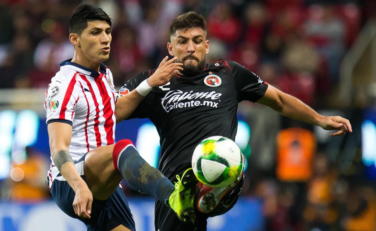 Chivas supera 2-0 a Xolos, al arrancar el Clausura 2019