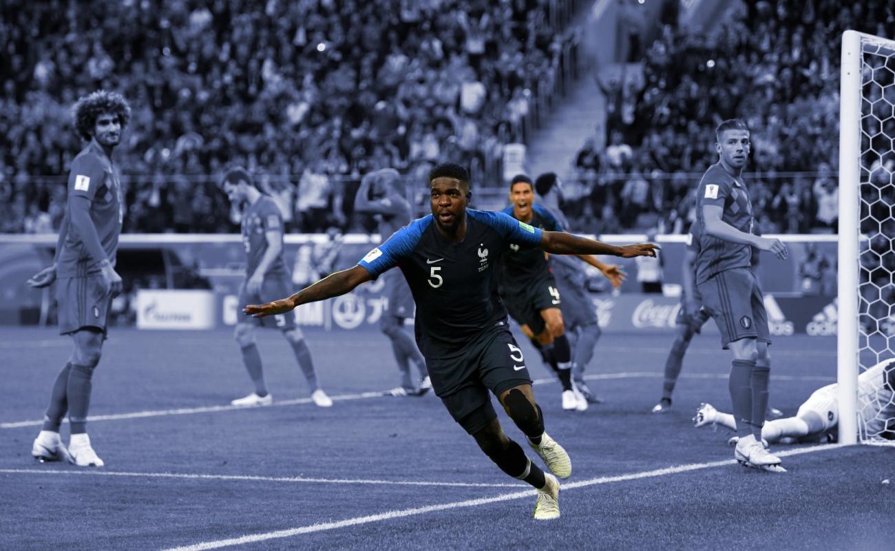 Francia vence a Bélgica y es el primer finalista de Rusia 2018
