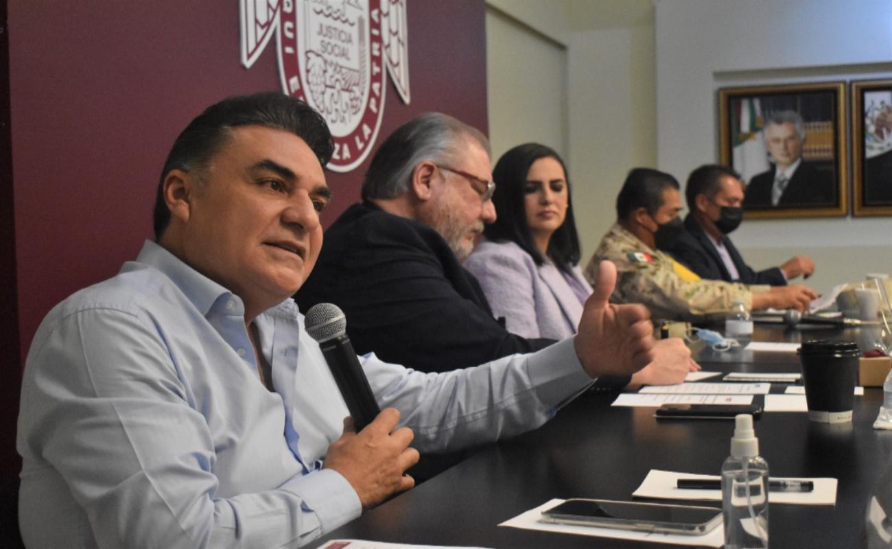 Disponible el Centro Integrador del Migrante para quienes esperan solicitud de asilo a EEUU: Ruiz Uribe