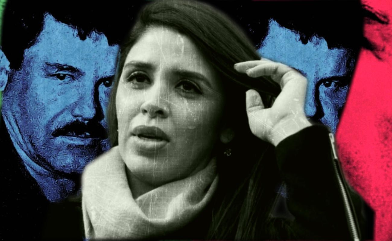 Emma Coronel estaría siendo investigada en EU por conspiración