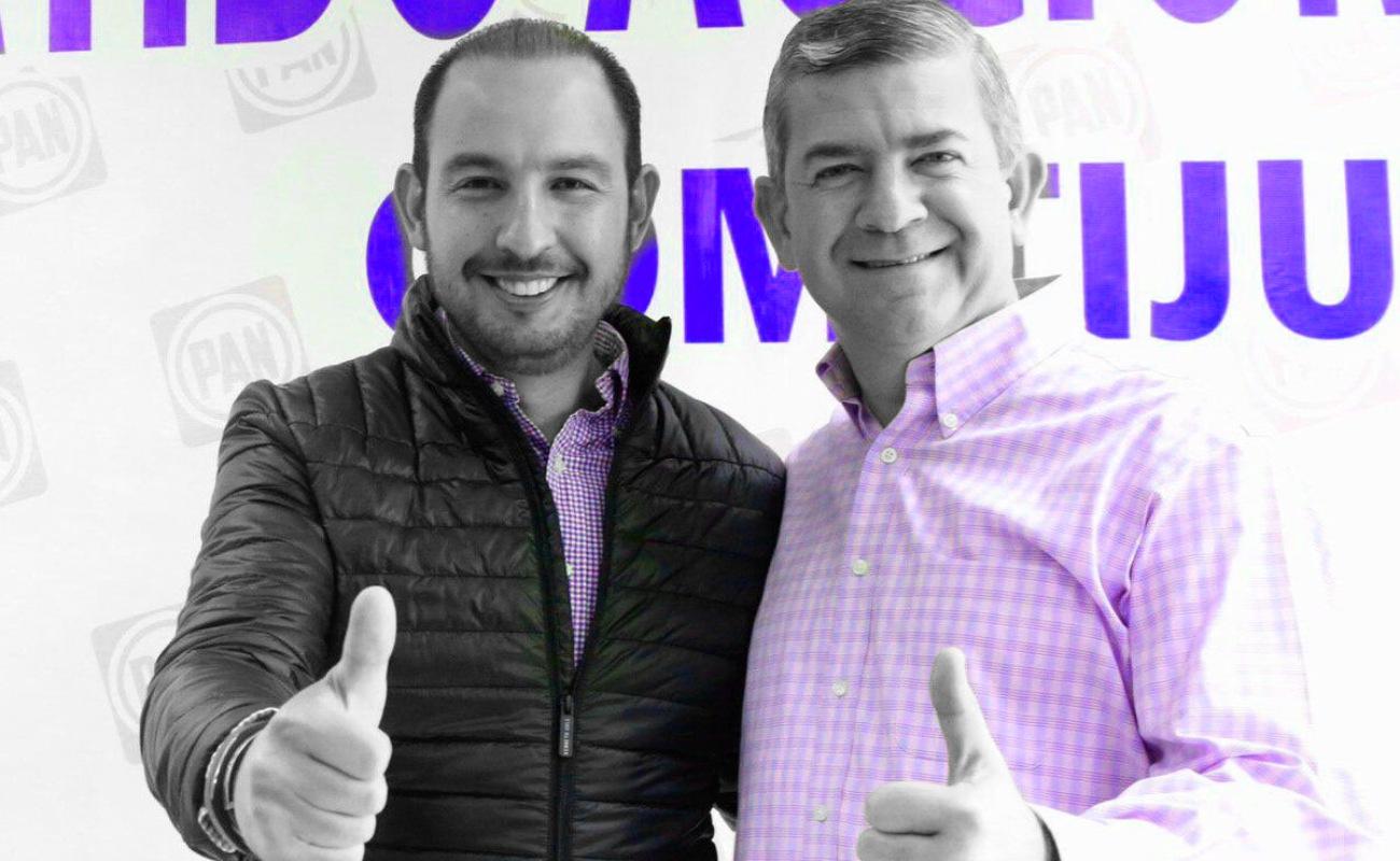 Bonilla es un chapulín político, afirmó Marko Cortés