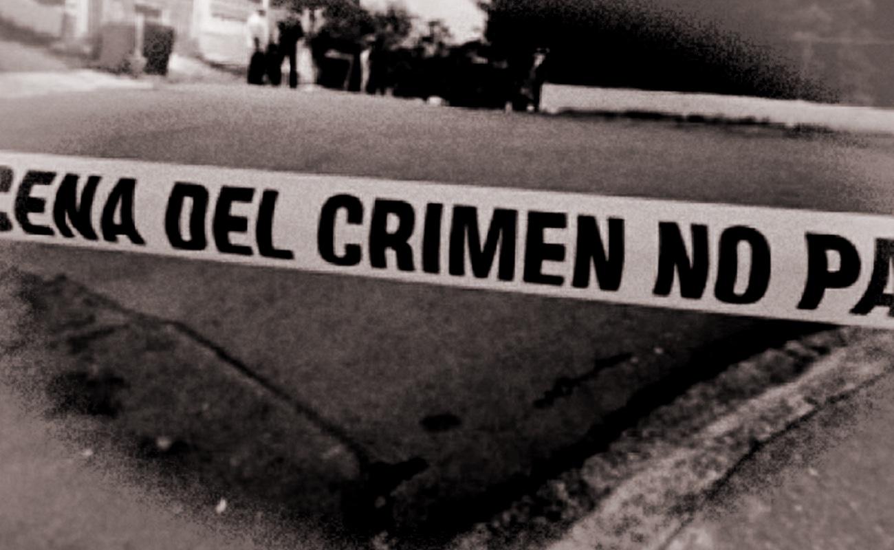 Reportan triple homicidio y asesinato de otros cuatro hombres