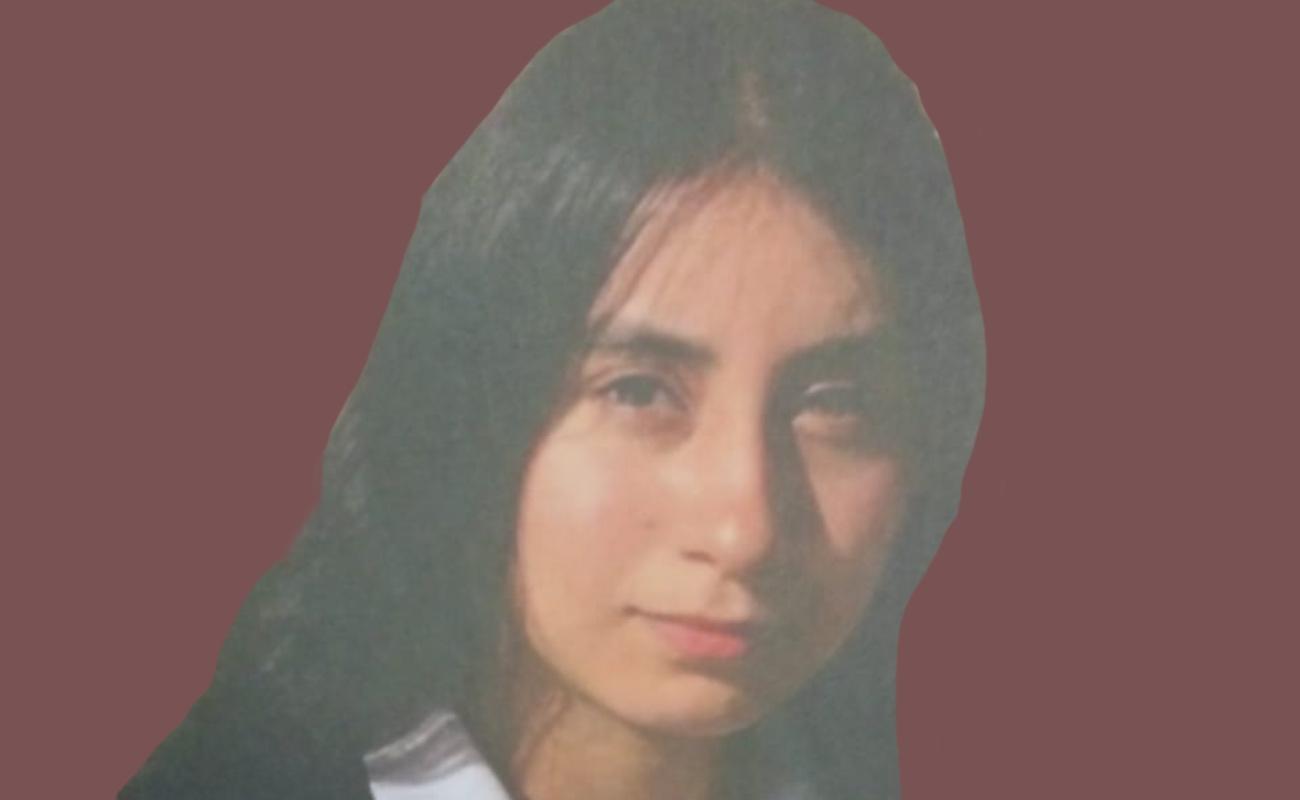 Reportan desaparecida a jovencita de 16 años de edad