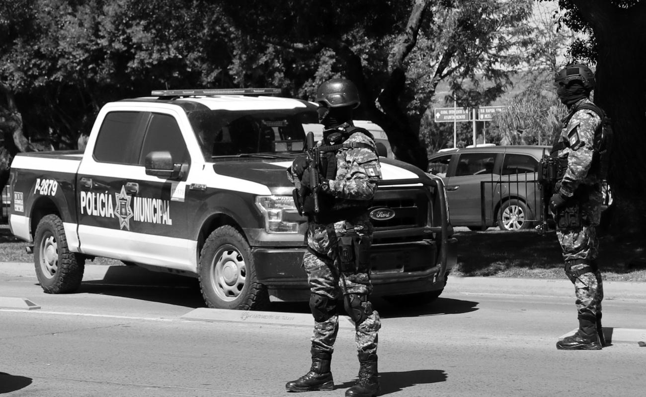 Aumenta robo con violencia en BC en último bimestre