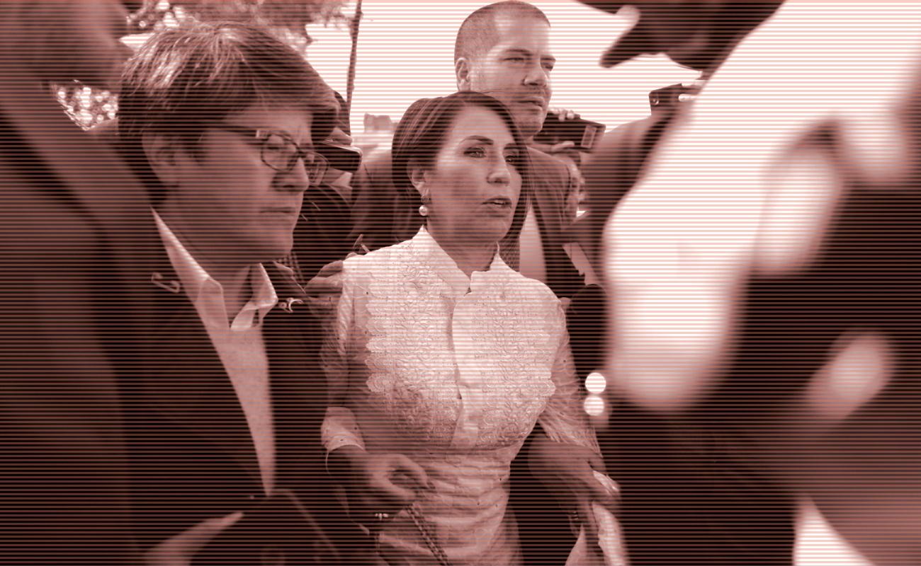 Rosario Robles es una perseguida política, asegura su defensa
