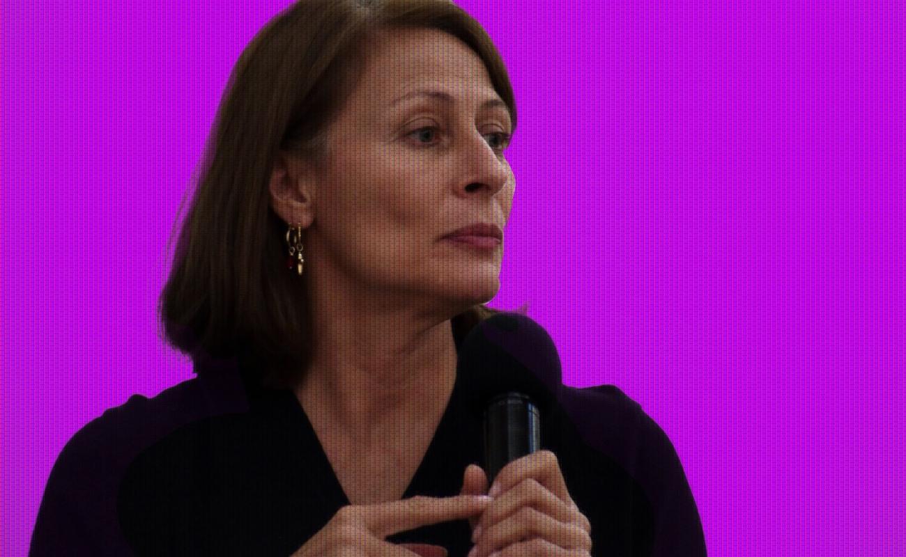 """""""La ley y las posturas son con o sin grabadoras"""": Tatiana Clouthier"""
