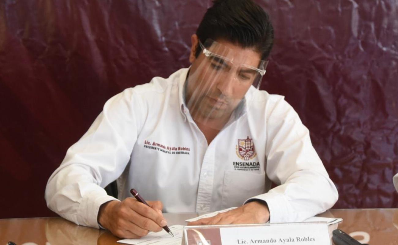 """No habrá convocatoria pública para ceremonia de """"El Grito"""" y Desfile de Independencia en Ensenada"""