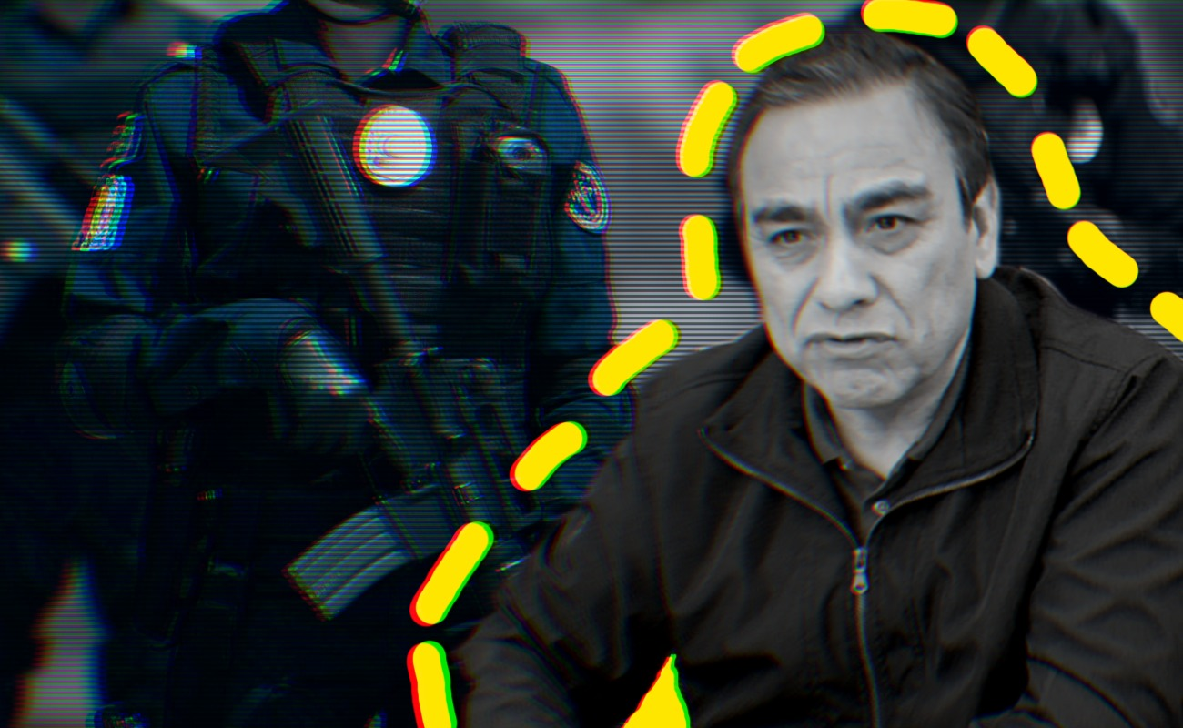 Renuncié a la PEP porque no me dejaron combatir homicidio de dos policías: Leyzaola