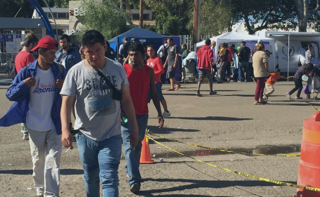 """Acción Nacional atrás de las """"protestas"""" contra albergue de migrantes: Ruiz Uribe"""