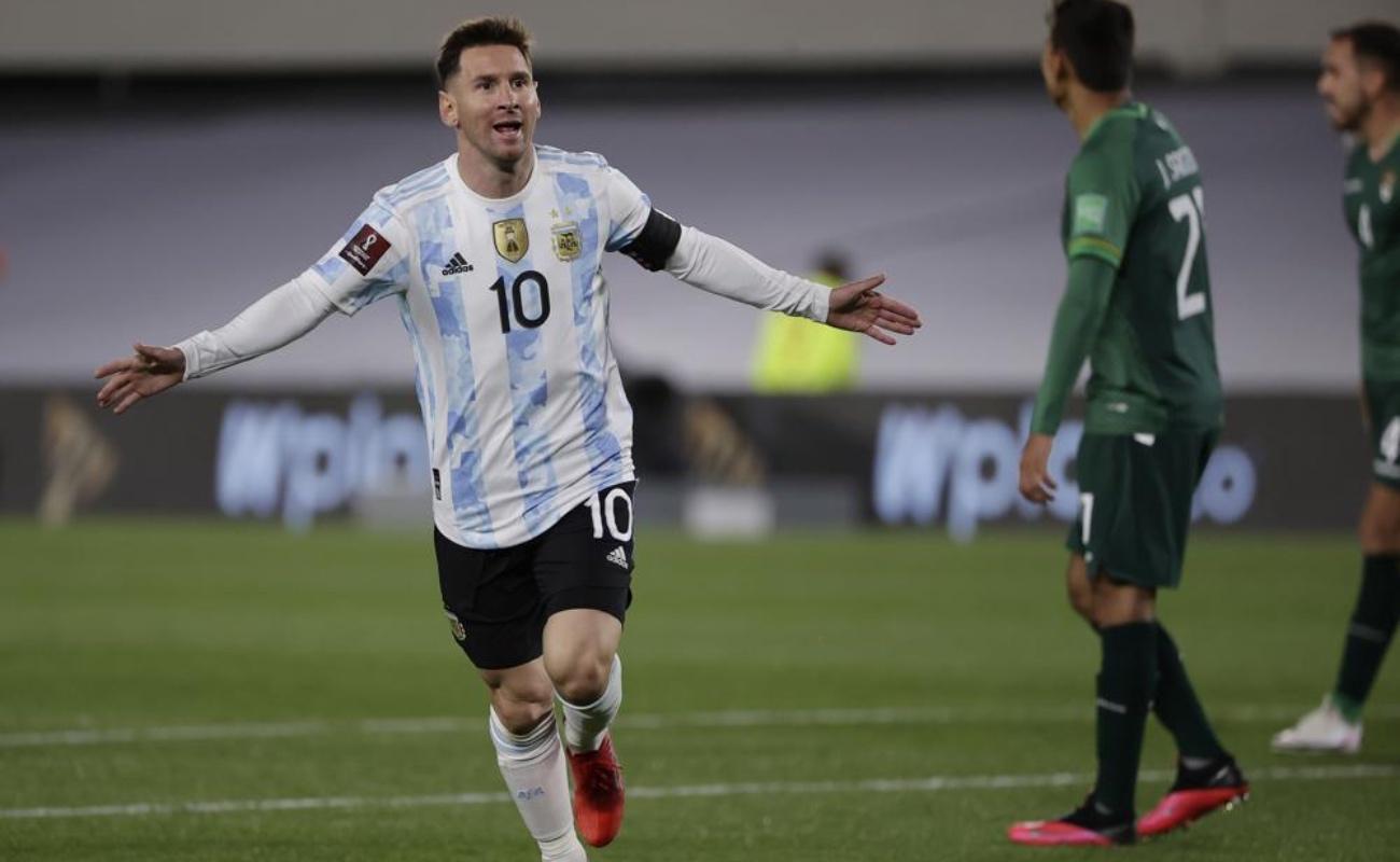 Rompe Messi récord de Pelé de goles en selecciones de Sudamérica
