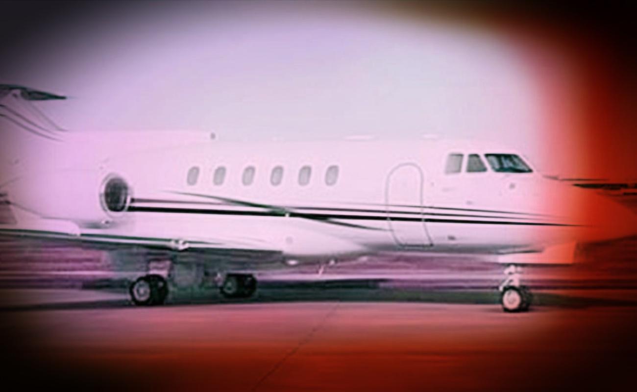 Roban avión en México, se estrellan en Guatemala